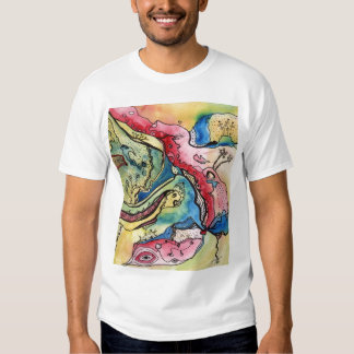 Scary creatures tee shirt