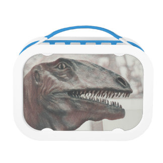 Scary Dinosaur Lunch Box