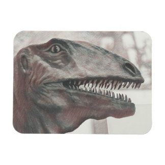 Scary Dinosaur Magnet