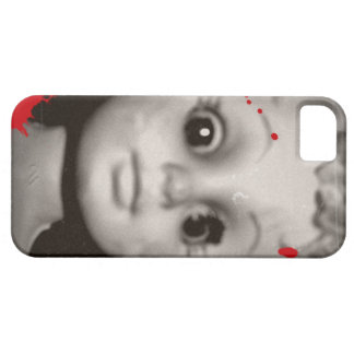 scary doll phone case
