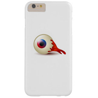 Scary Eye Ball Halloween Eyeballs Freaky Barely There iPhone 6 Plus Case