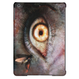 Scary eye cover for iPad air
