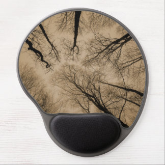 Scary Forest Gel Mouse Pads