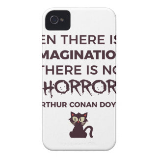 Scary Frightening Horror Halloween Design iPhone 4 Cover