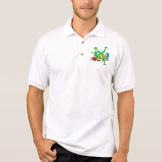 SCARY FROGS POLO SHIRTS