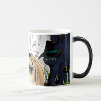 Scary Fun Halloween Creatures Mugs