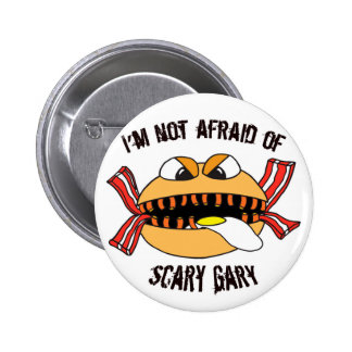 Scary Gary Button