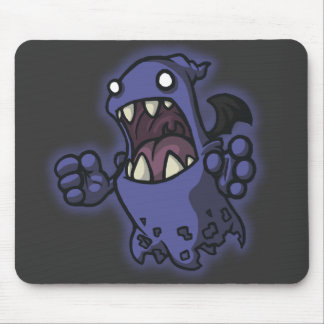 Scary Ghost Mousepad
