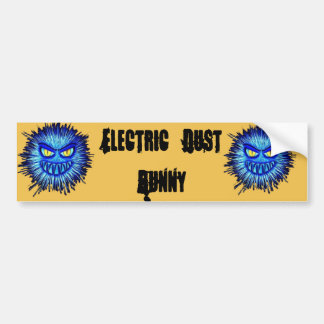 Scary Gory Ghoulish Halloween Illustration Bumper Sticker