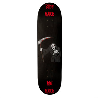 Scary Grim Reaper Skateboard