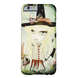 Scary Halloween Barely There iPhone 6 Case