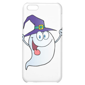 Scary Halloween Ghost Cartoon Character Cover For iPhone 5C