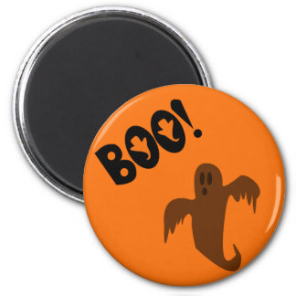 Scary Halloween Ghost Refrigerator Magnets
