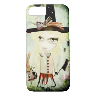 Scary Halloween iPhone 7 Case