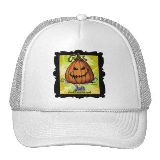 Scary Halloween Jackolatern Hats