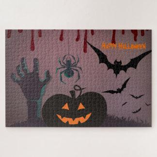 Scary Halloween Jigsaw Puzzle