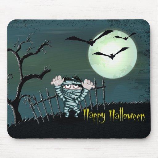Scary Halloween Mousepads