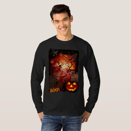 Scary Halloween T-Shirt