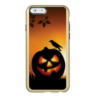 Scary Halloween Themed Background Incipio Feather® Shine iPhone 6 Case