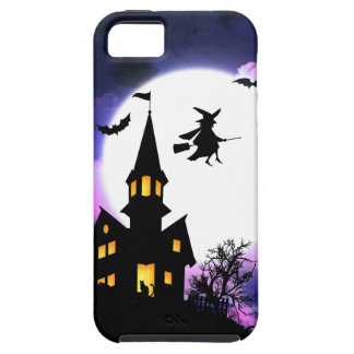 Scary Haunted House  Happy Halloween iPhone 5 Covers