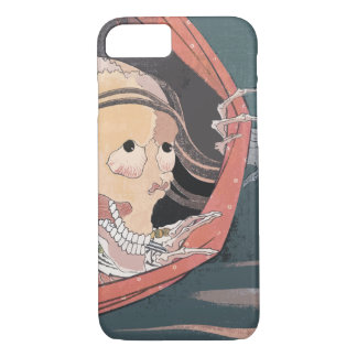 Scary Japanese Ghost iPhone 4 Case-Mate Case