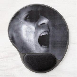 Scary Ken Gel Mousepad