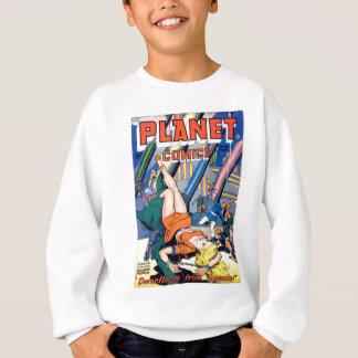 Scary Little Men Sweatshirt