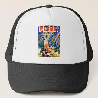 Scary Little Men Trucker Hat