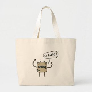 Scary Monster Bags
