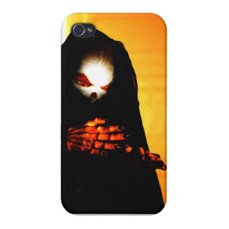Scary monster case for the iPhone 4