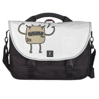 Scary Monster Commuter Bag