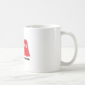 Scary Monster Friends Coffee Mug