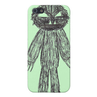 Scary Monster iPhone 5/5S Case