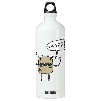 Scary Monster Water Bottle