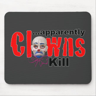 Scary Mousepads