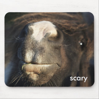 Scary Mousemat