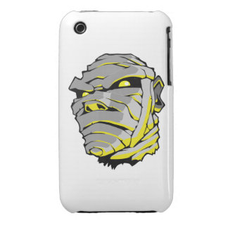 Scary mummy iPhone 3G case