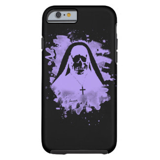 Scary now - violet tough iPhone 6 case