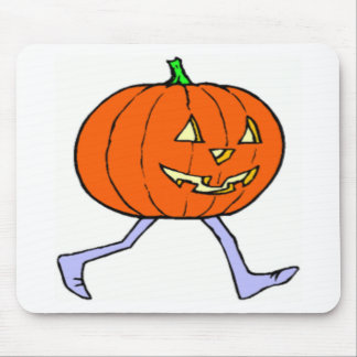 Scary Pumkin Mousemat