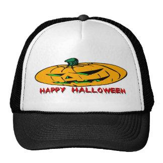 Scary Pumpkin Cap