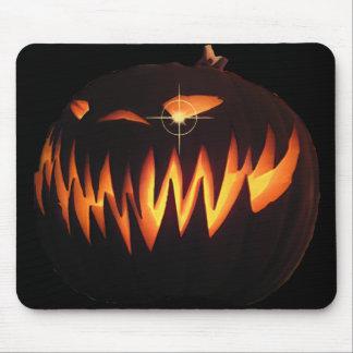 Scary Pumpkin Mousepad
