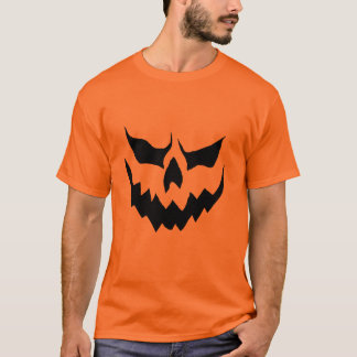 Scary Pumpkin Shirt