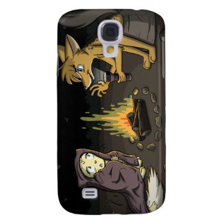 """""""Scary Scary Night"""" iPhone 3G Case"""