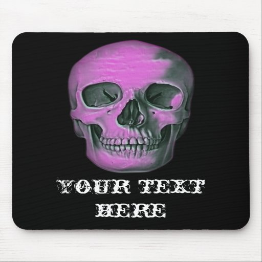 Scary Scull Mousepad