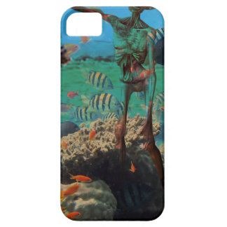 Scary Sea Creature iPhone 5 Covers