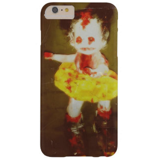 scary skater doll dark art phone case