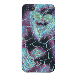 Scary Skeleton iPhone 5/5S Covers