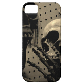 Scary Skeleton Items iPhone 5 Case