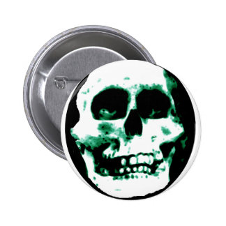 Scary Skull Button