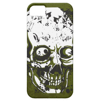 Scary skull iPhone 5 covers